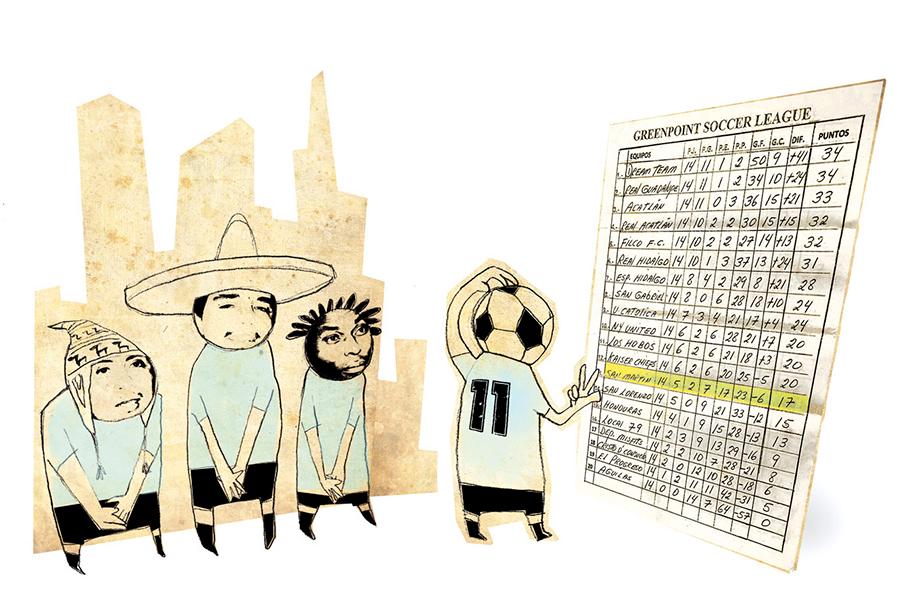 San Martín de Brooklyn busca el repechaje