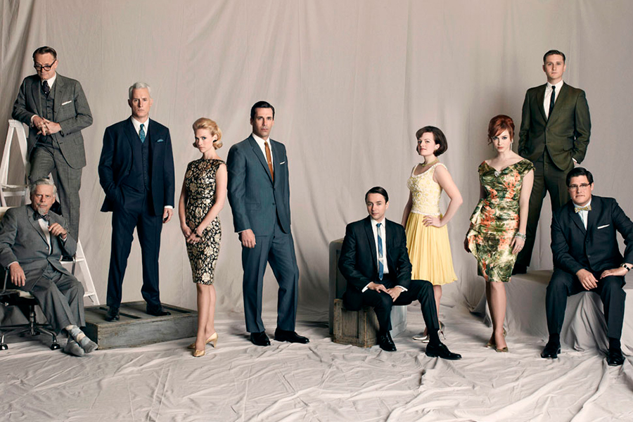 Mad Men Manía: La triple M
