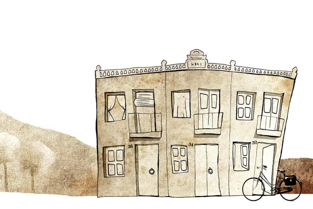 La memoria de las casas