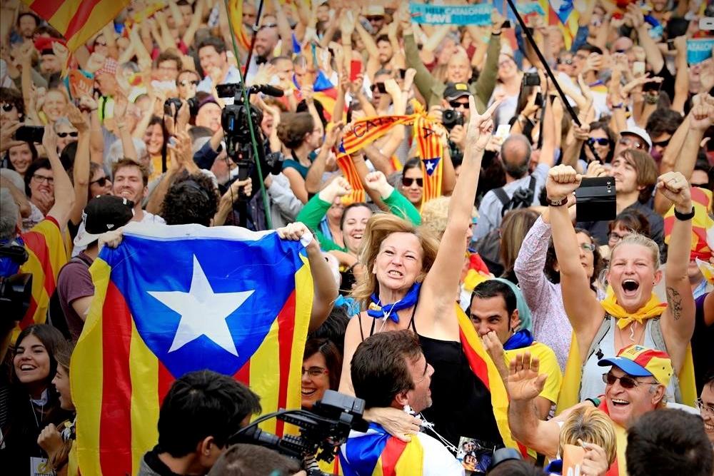 Por qué los catalanes no quieren ser España