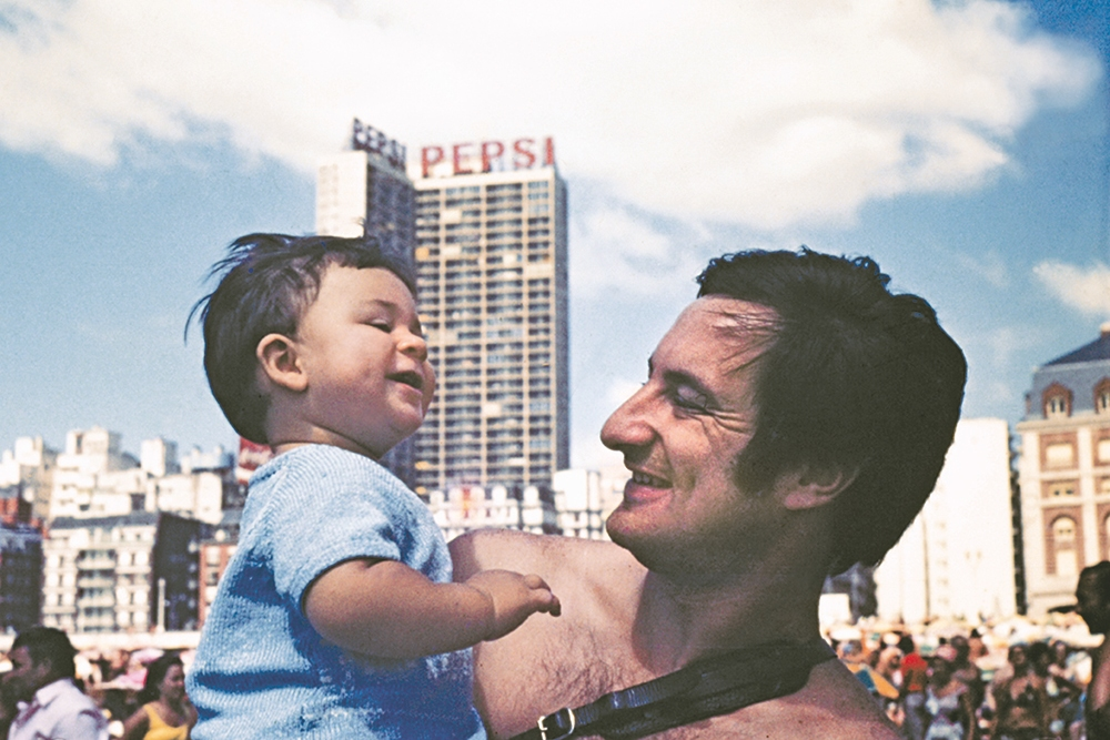 Una foto con mi padre