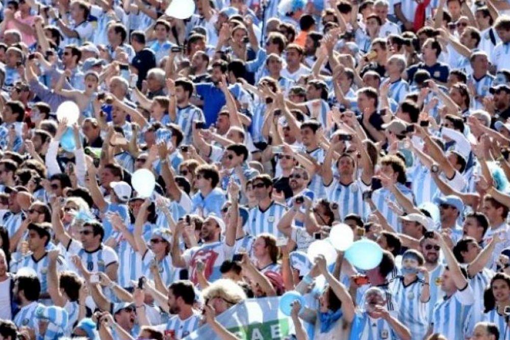 La verdadera historia del «Vamos vamos, Argentina»