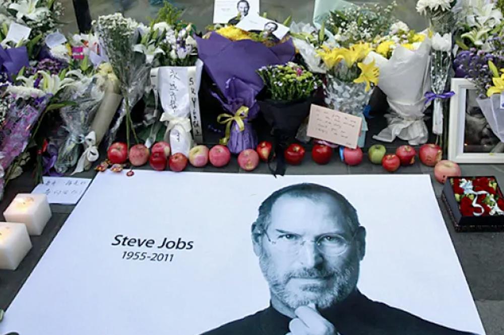 Steve Jobs, desde el más allá