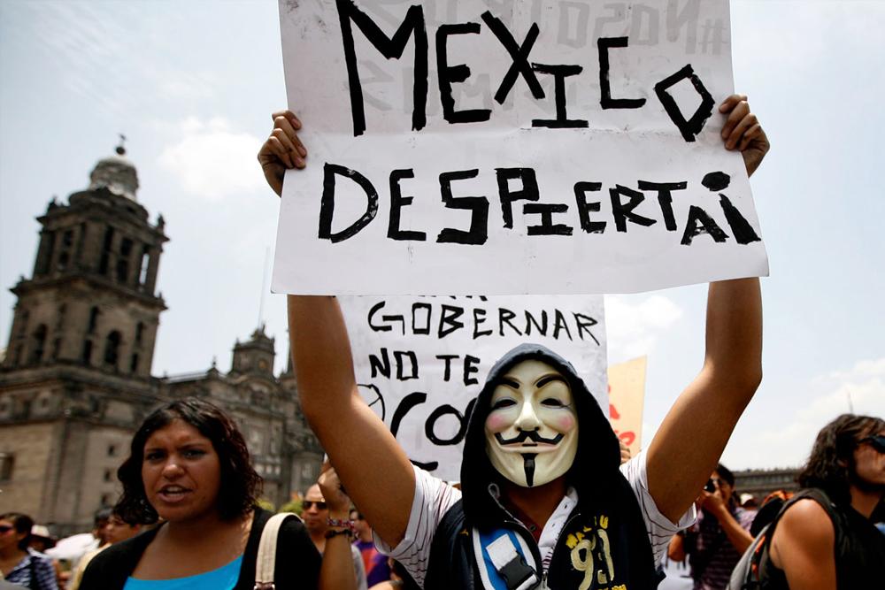 México maltratado