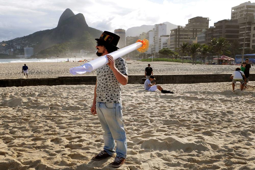 Buscando porro en Rio