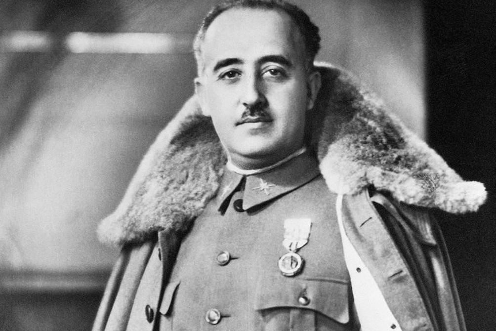 Francisco Franco, desde el más allá