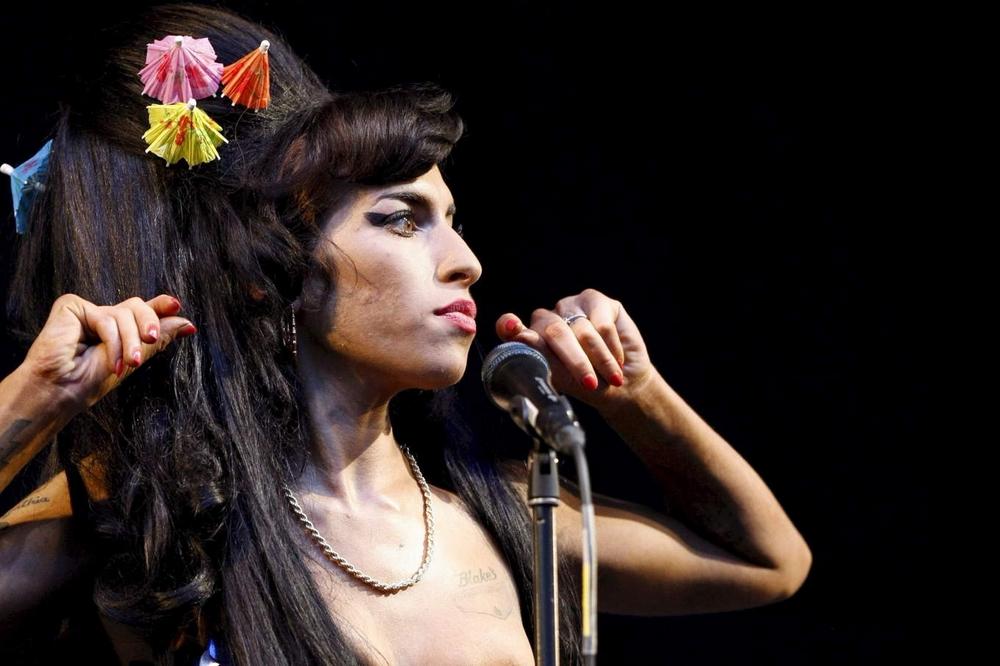 Amy Winehouse, desde el más allá