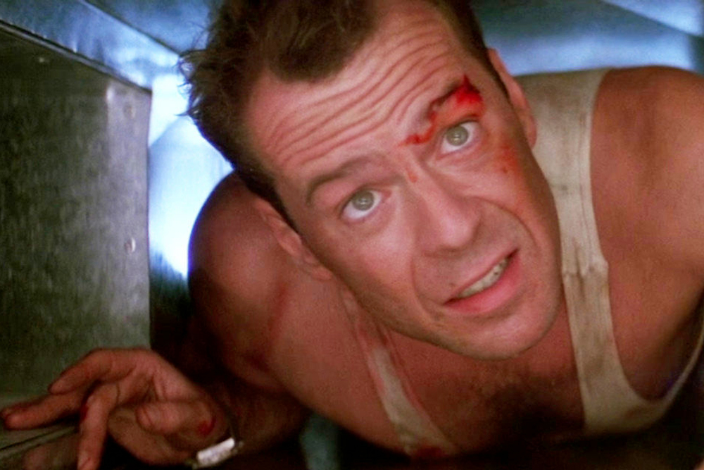 Die Hard (1988), de John McTiernan