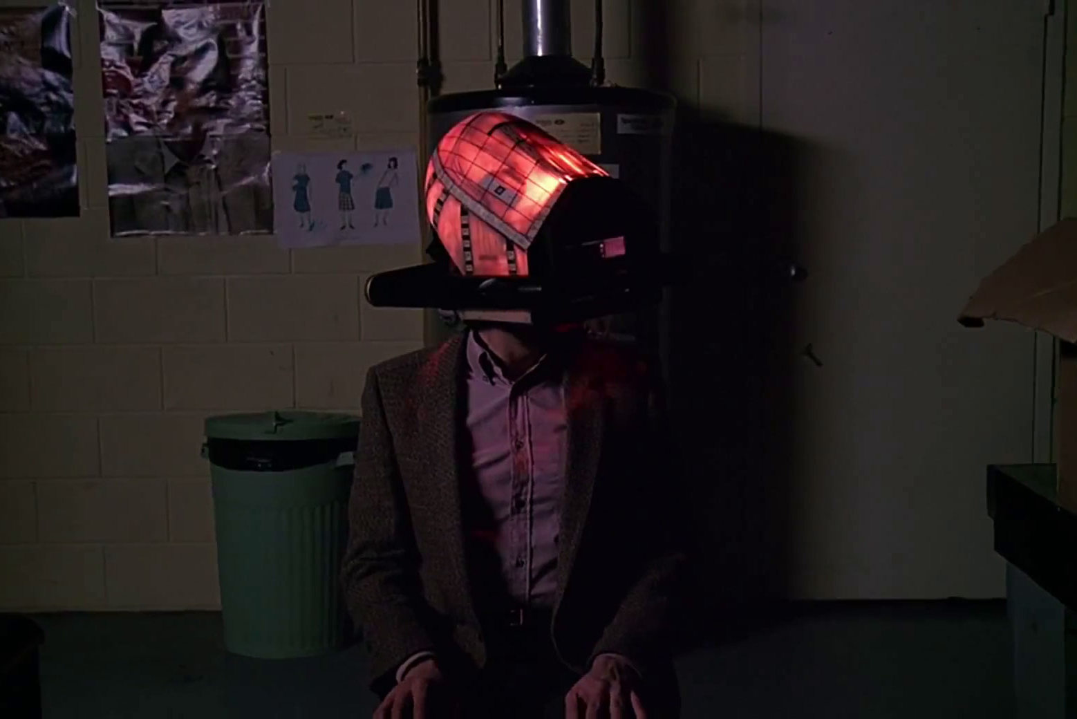 Videodrome (1983), de David Cronenberg