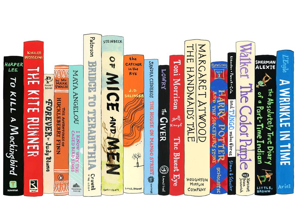 Imaginemos que se acaba el mundo, ¿qué libros elegiríamos salvar?