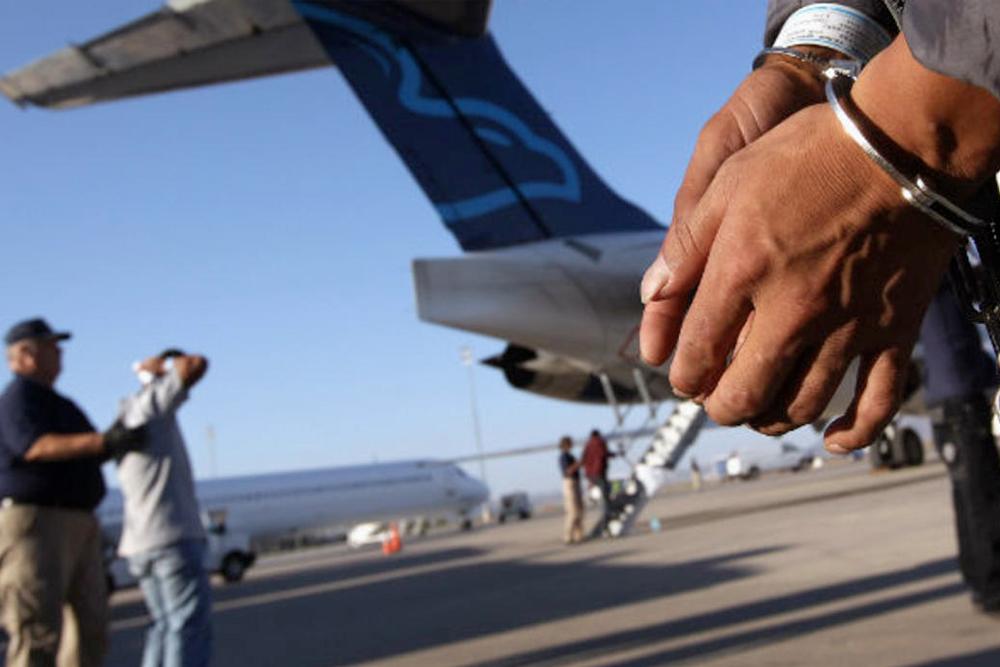 La crónica del deportado