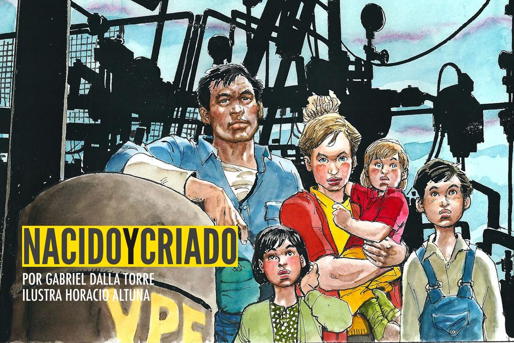 YPF: Nacido y criado