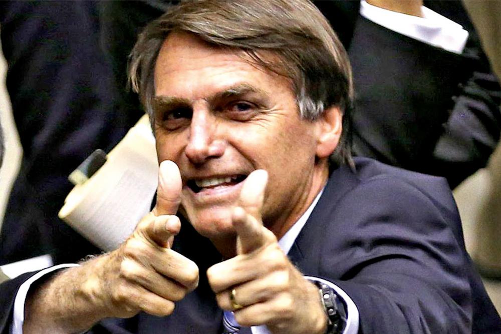 Un soneto para Bolsonaro