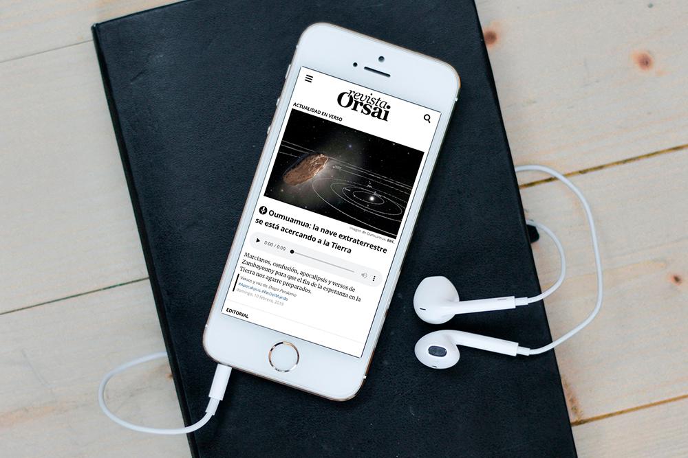 Advertencia para leer la Orsai Digital del 11 de febrero