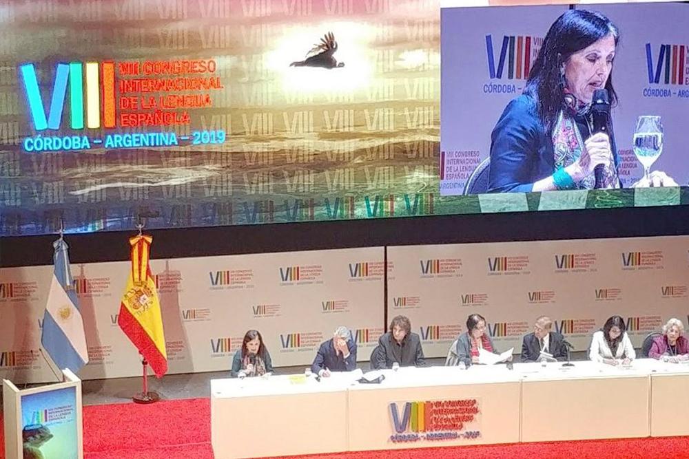 El discurso de Claudia Piñeiro en el Congreso de la Lengua