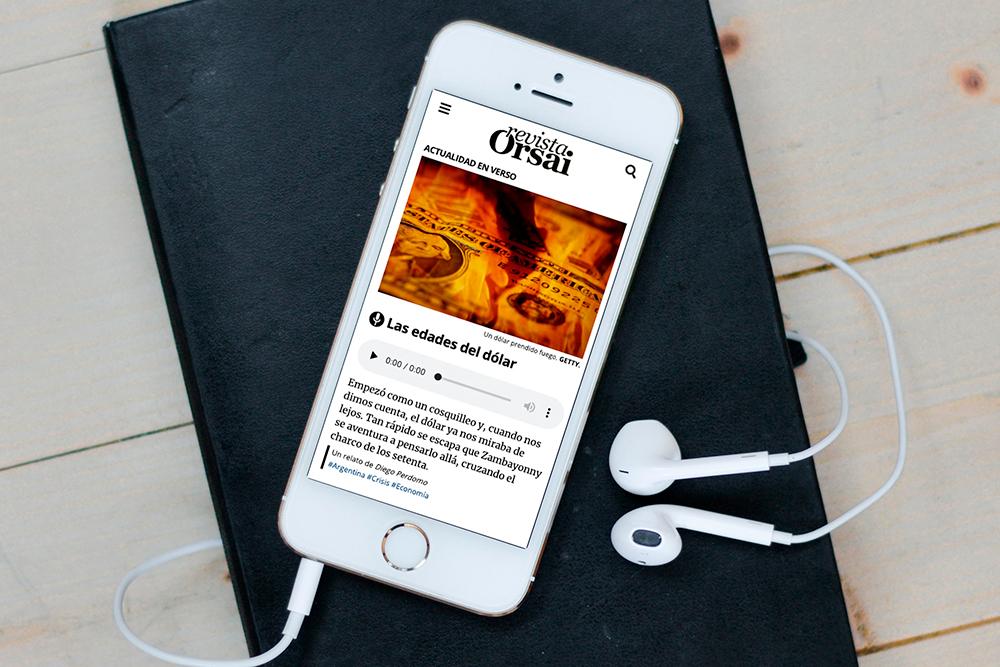 Insinuaciones para leer la Orsai Digital del 8 de abril