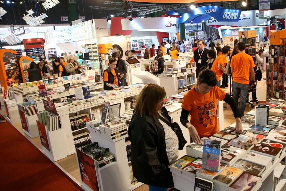Dónde encontrar los libros de Orsai en la feria de Buenos Aires