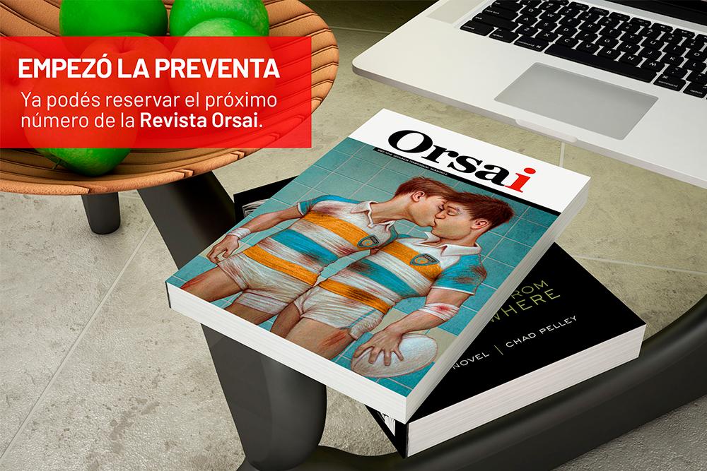 La nueva Orsai ya está disponible para benefactores