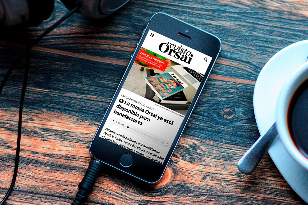 Recaudos para leer la Orsai Digital del 2 de octubre