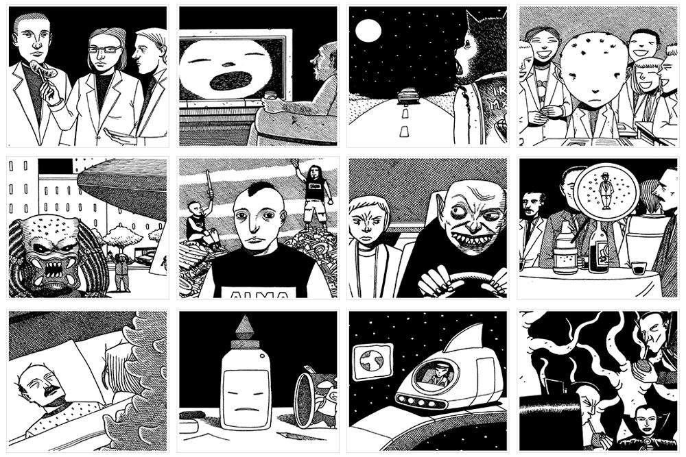 Catorce historias de ciencia ficción que no pienso escribir
