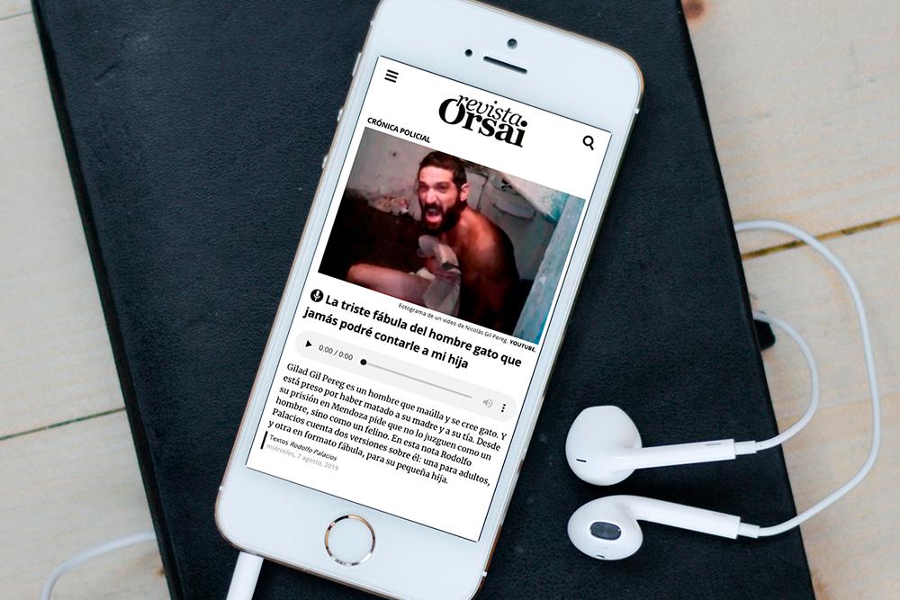 Prospecto para leer la Orsai Digital del 7 de agosto
