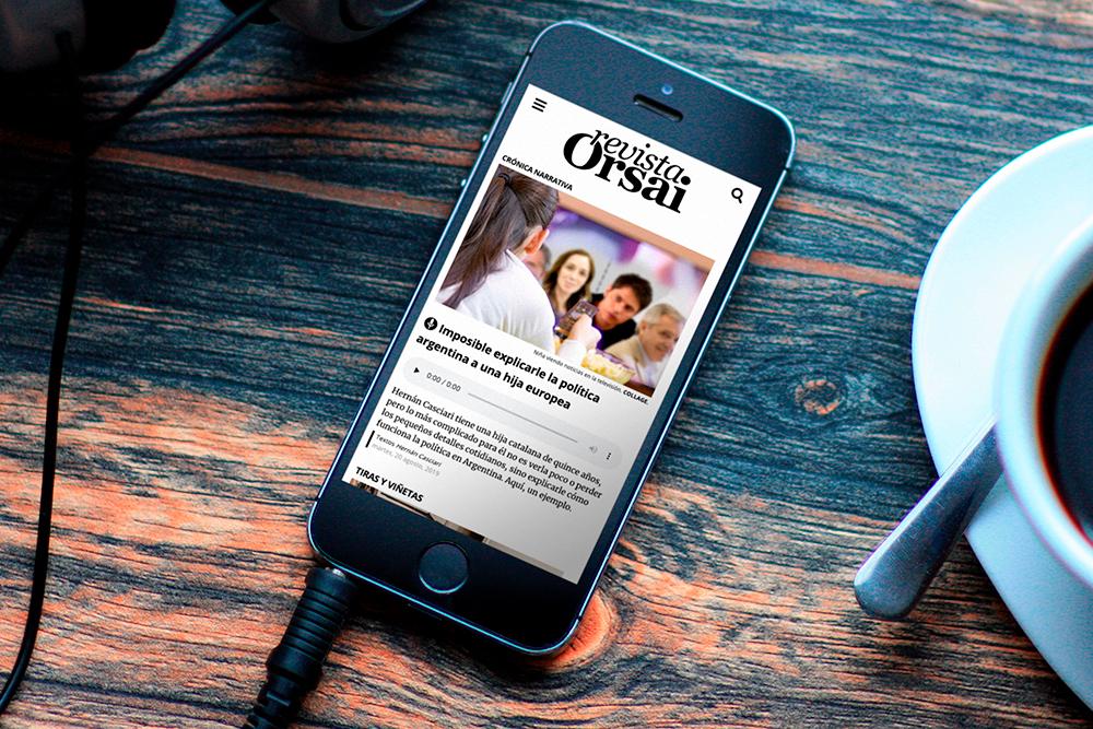 Circular para leer la Orsai Digital del 21 de agosto