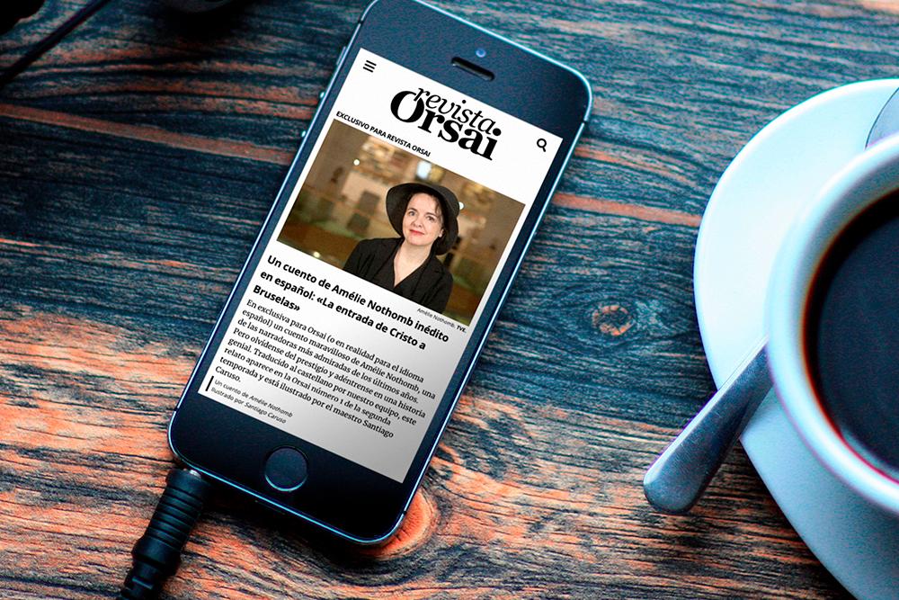 Guiños para leer la Orsai Digital del 18 de septiembre