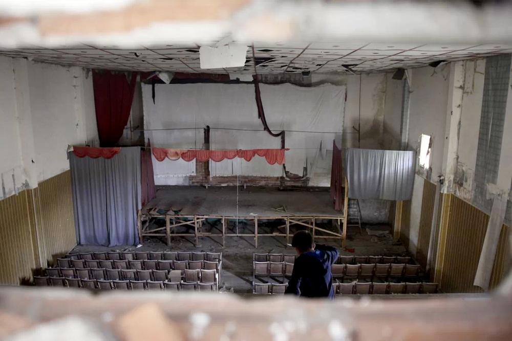 Los cines se hacen iglesias (y otros cambios culturales)