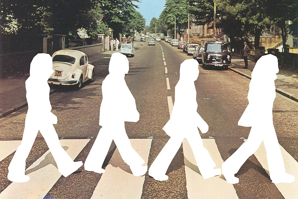 Analizando humanos en Abbey Road