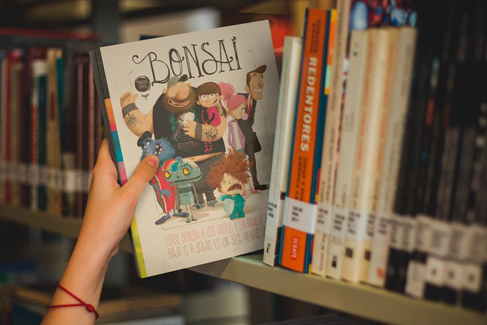 Los aromas de la infancia y la nueva revista Bonsai