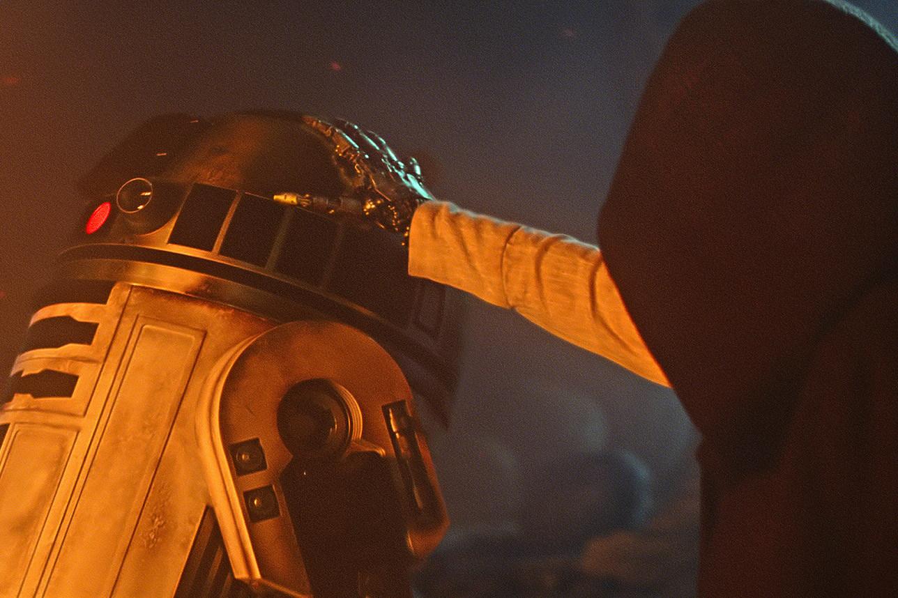 Promesas cumplidas (acerca de Star Wars)