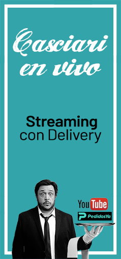 Streaming con Delivery